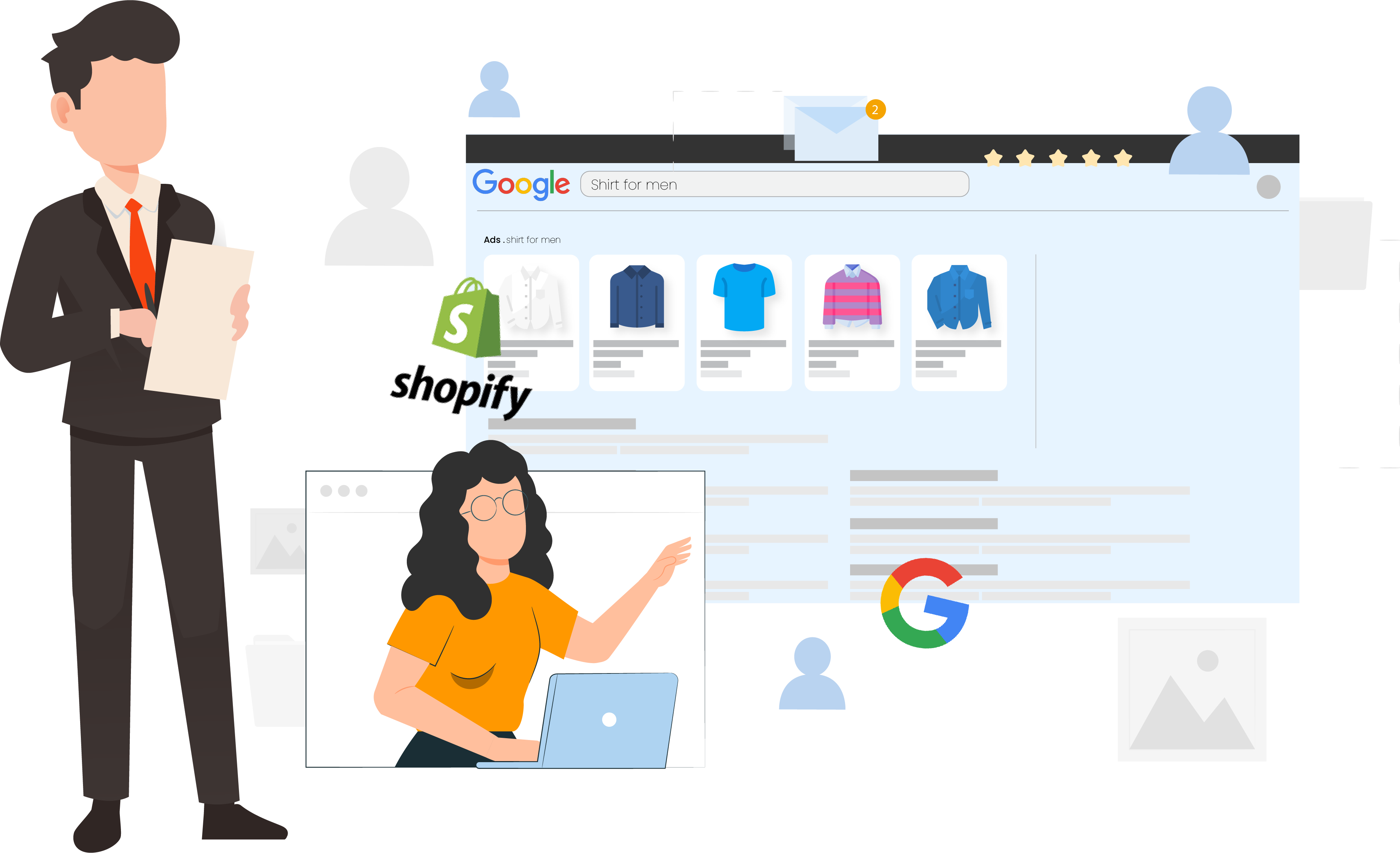 Shopify Remarketing app-1